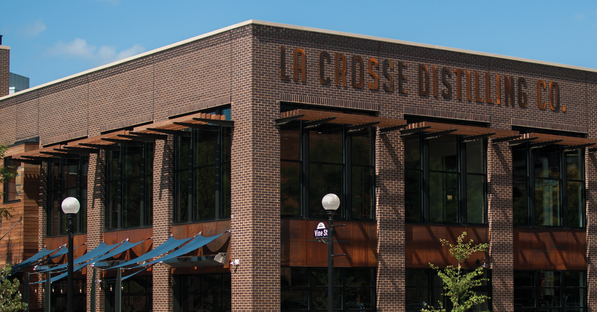 Distillery Tours - La Crosse Distilling Co